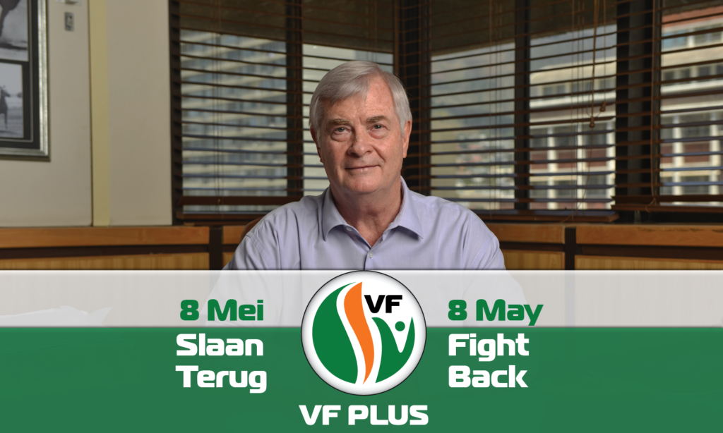 Vote Freedom Front Plus Stem Vryheidsfront Plus 8 Mei 8 May Slaan Terug Fight Back Twitter